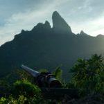 Berge Bora Bora